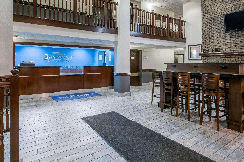 Lobby Baymont By Wyndham Bloomington Msp Airport