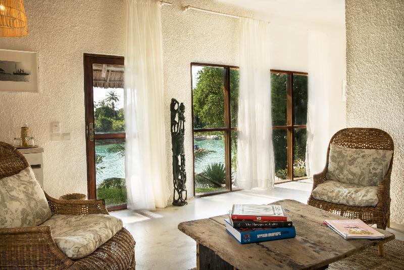 General view Chuini Zanzibar Beach Lodge