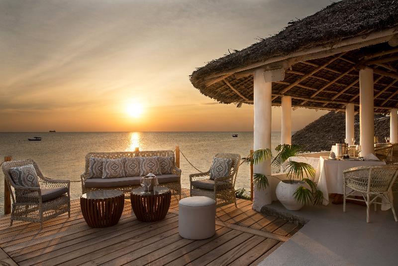 Lobby Chuini Zanzibar Beach Lodge