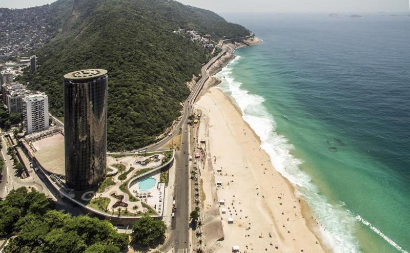 General view Red Level At Gran Melia Nacional Rio