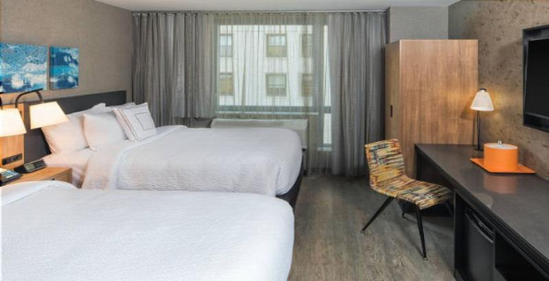Fairfield Inn & Suites New York Downtown Manhattan/World Trade Center Area