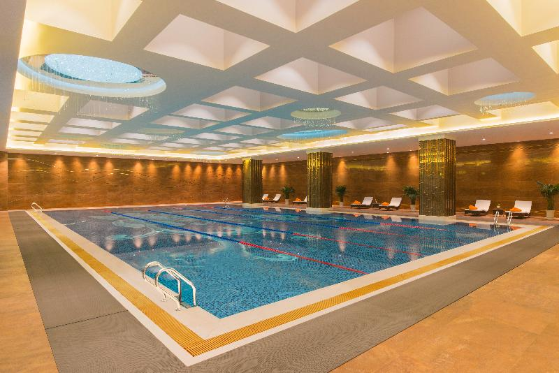 Pool Tianyu Fields International Hotel