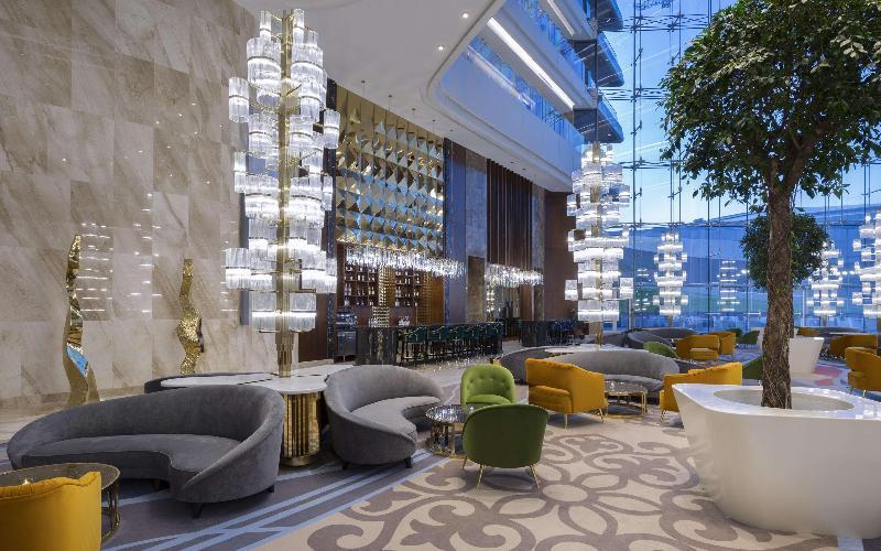 General view Hilton Astana, Kazakhstan