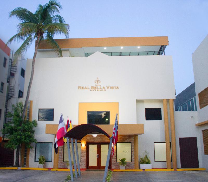 Lobby Real Bella Vista Hotel