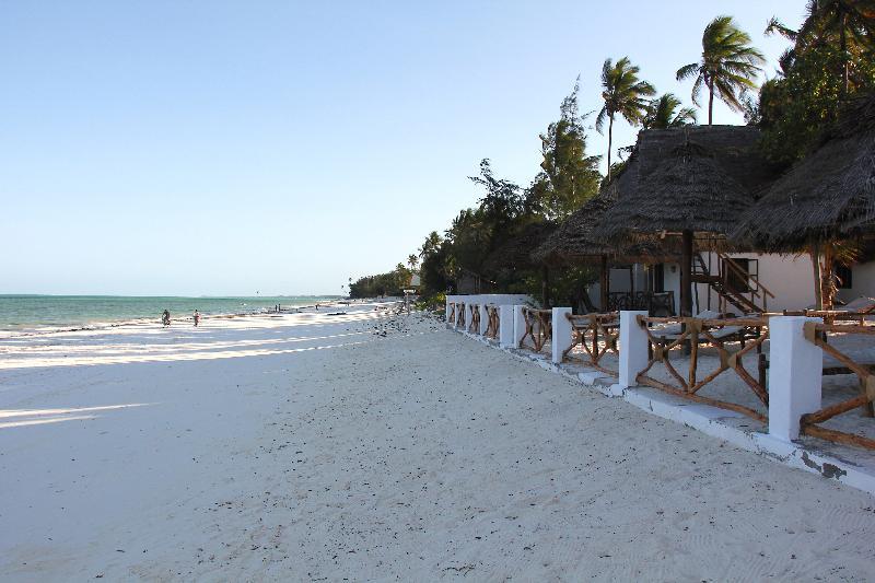 Beach Makuti Beach Bungalows