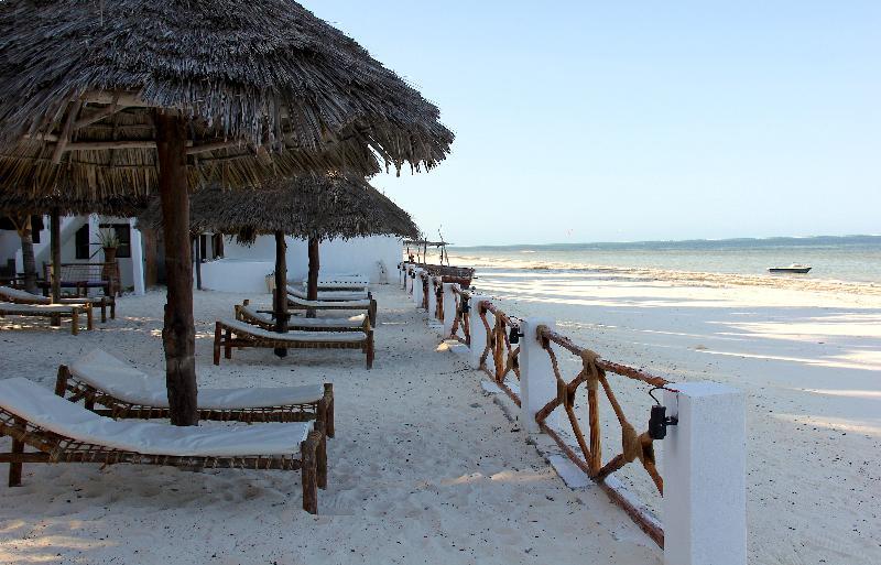Terrace Makuti Beach Bungalows