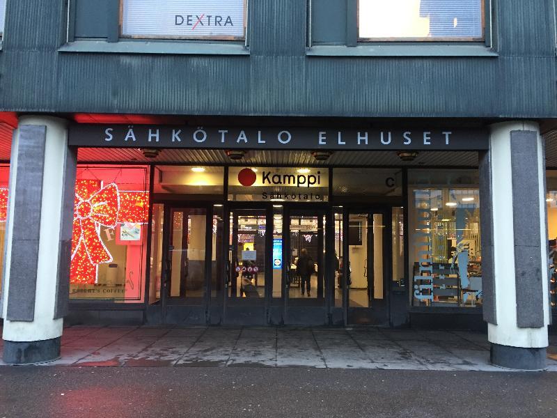 General view Kamppi Ruoholahdenkatu 24