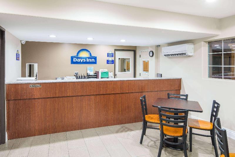 Lobby Days Inn By Wyndham El Centro