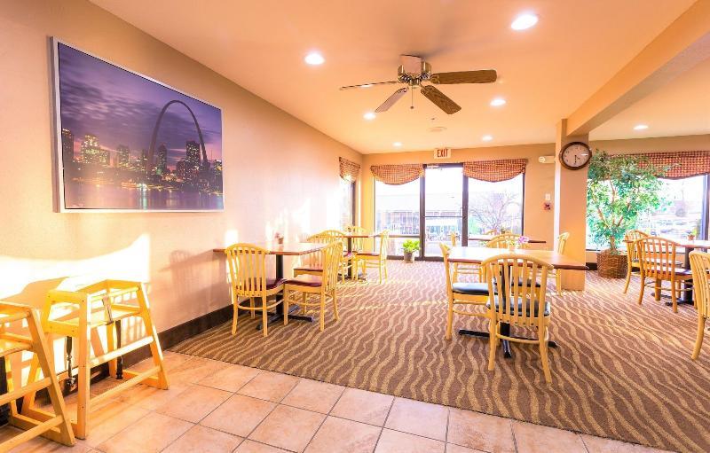 Restaurant Days Inn & Suites By Wyndham Cuba