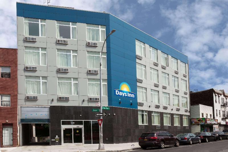 General view Days Inn By Wyndham Brooklyn Crown Heights