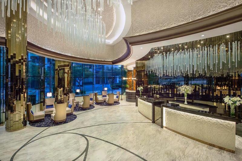 Lobby Damac Maison Royale The Distinction
