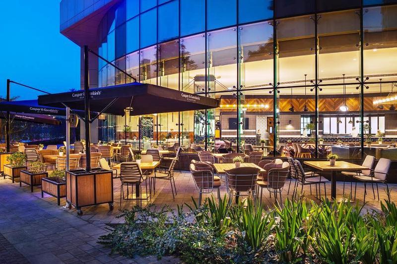 Restaurant Damac Maison Royale The Distinction