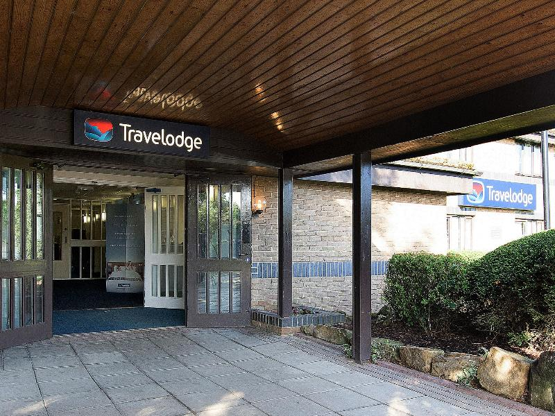 Lobby Travelodge Kettering Thrapston