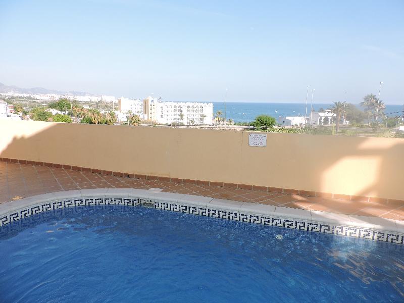 Pool Apartamento El Oliar Punta Lara