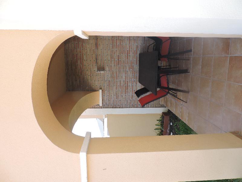 Terrace Apartamento El Oliar Punta Lara