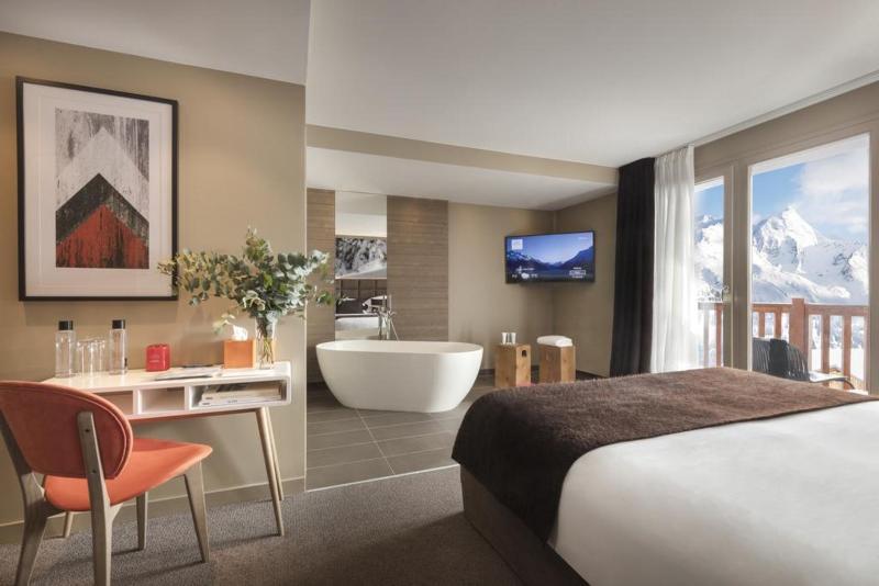 Room Hyatt Centric La Rosiere