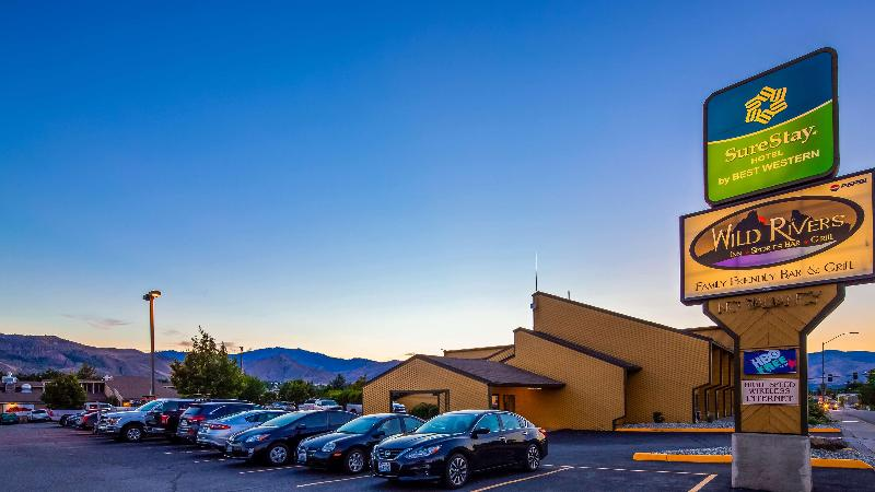 General view Surestay Hotel Wenatchee