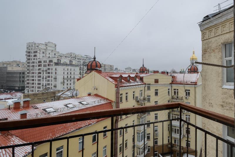 Room Kiev Accommodation Apart. On Mikhailovskiy Lane