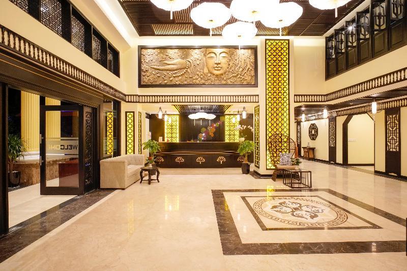 Lobby Le Pavillon Hoi An Luxury Resort & Spa