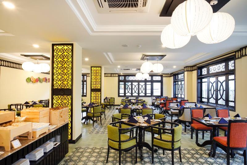 Restaurant Le Pavillon Hoi An Luxury Resort & Spa