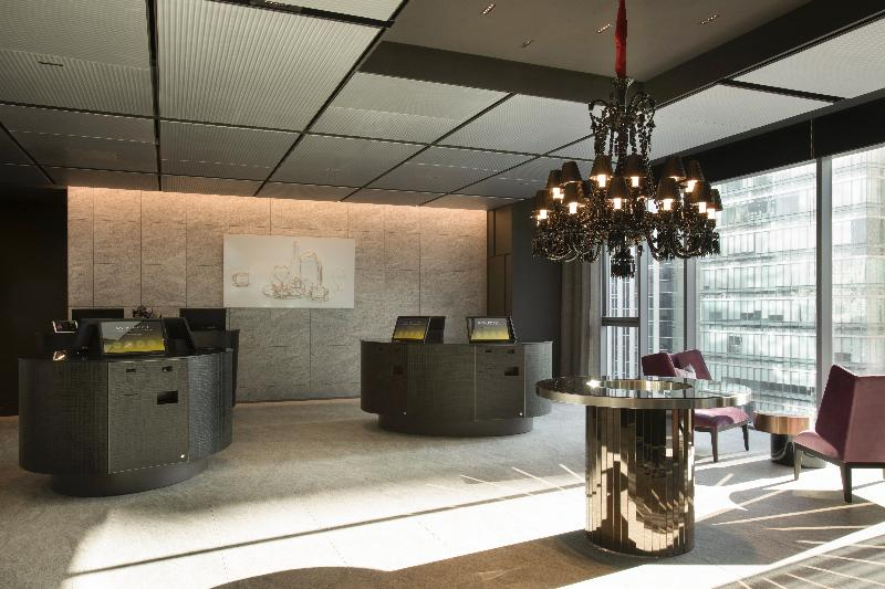 Lobby L7 Gangnam By Lotte