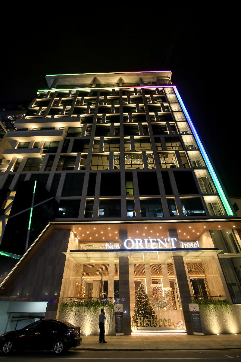 General view New Orient Hotel