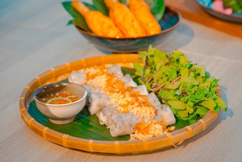 Restaurant New Orient Hotel