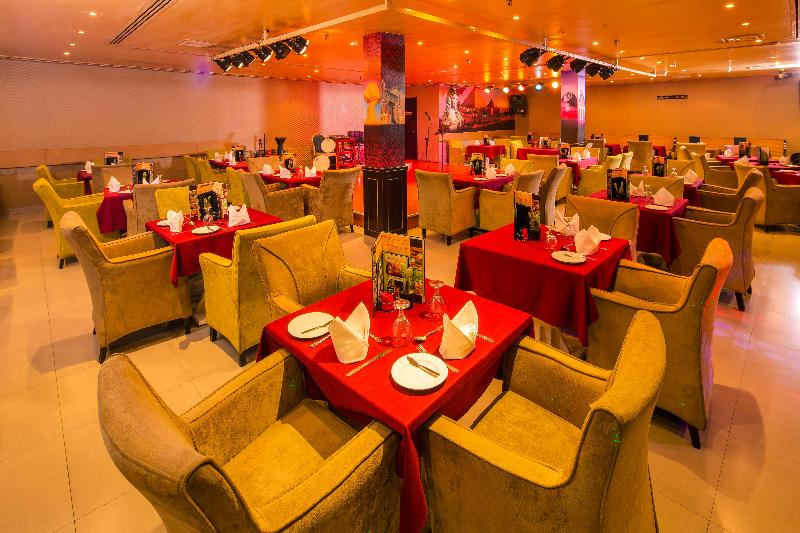 Sports and Entertainment Gulf Pearl Hotel