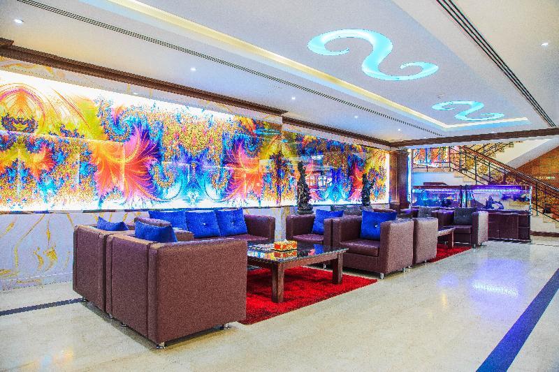Lobby Gulf Pearl Hotel