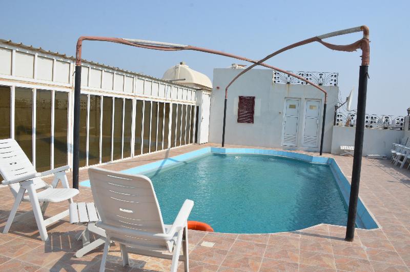 Pool Gulf Pearl Hotel