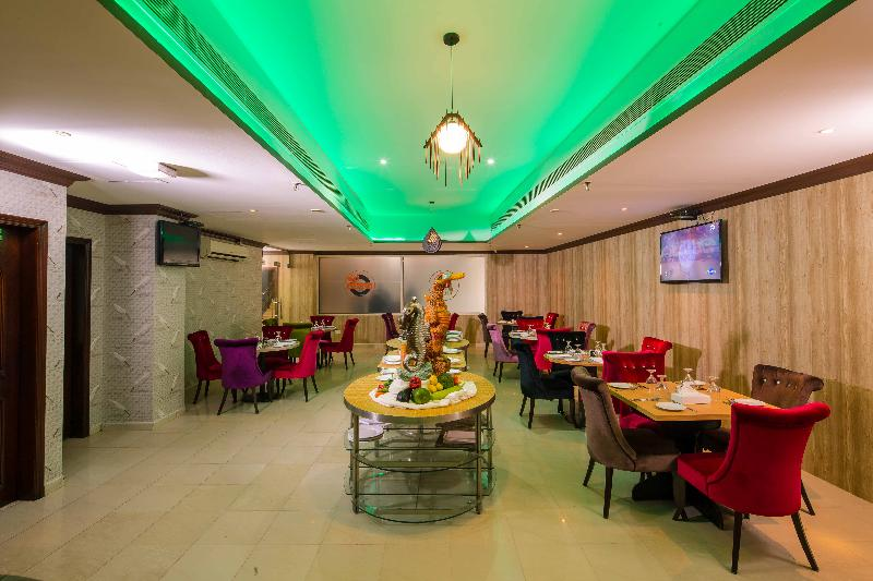 Restaurant Gulf Pearl Hotel