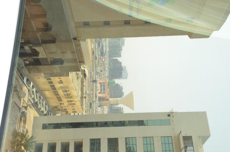 Terrace Gulf Pearl Hotel