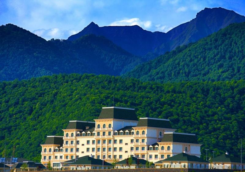 Best Price For Qafqaz Gabala Sport Hotel Qabala Wise Travel
