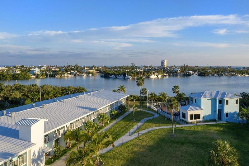 General view Hampton Inn Marathon - Florida Keys, Fl