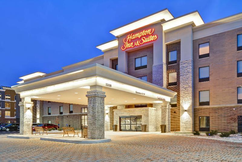 General view Hampton Inn & Suites Detroit/warren, Mi