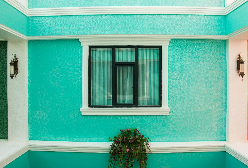 General view Rich Hotel Baku