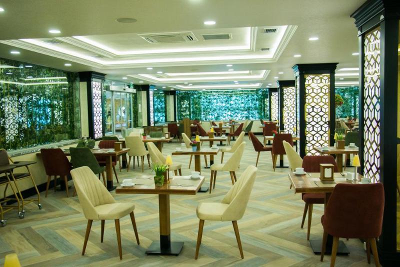 Restaurant Rich Hotel Baku