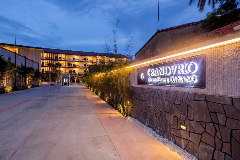 General view Grandvrio Ocean Resort Danang
