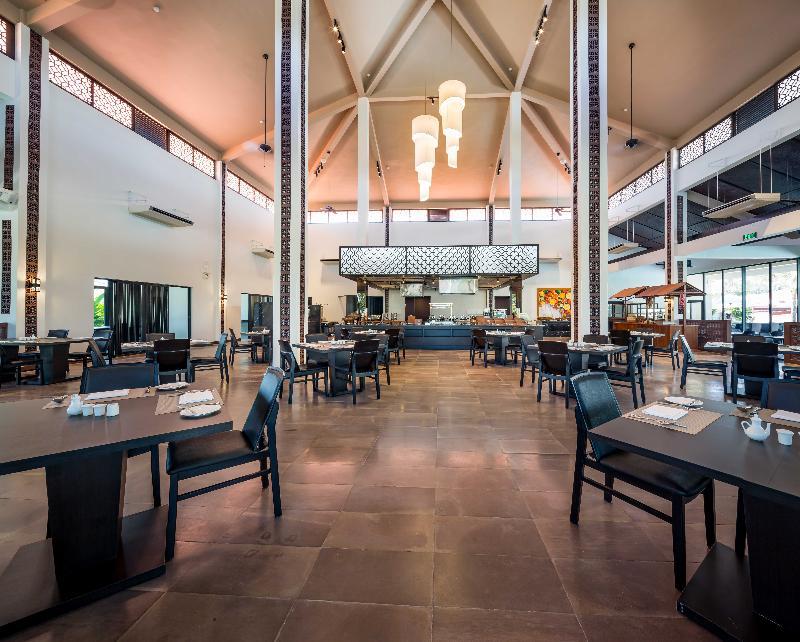 Restaurant Grandvrio Ocean Resort Danang