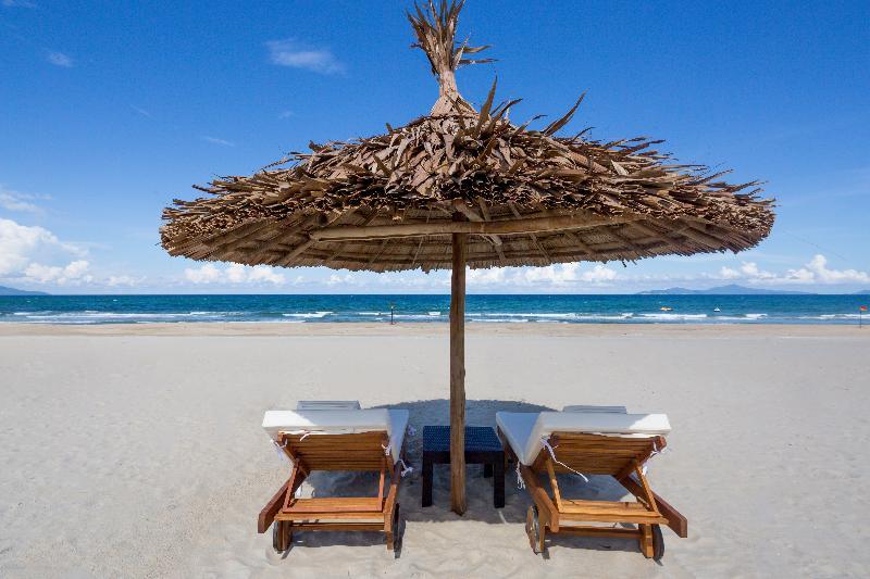 Beach Grandvrio Ocean Resort Danang