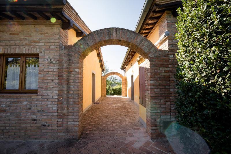 Lobby Agriturismo Villa Graziella