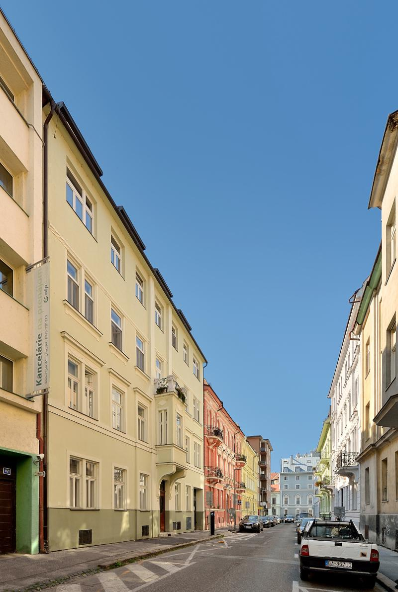General view Ambiente Serviced Apartments - Tallerova Street