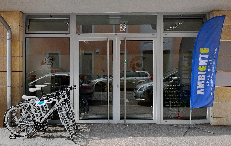 Lobby Ambiente Serviced Apartments - Tallerova Street