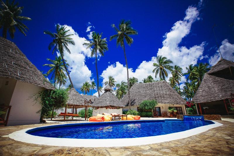Pool Sea View Lodge Boutique Hotel