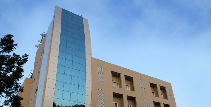 General view Fabhotel Rathi Residency