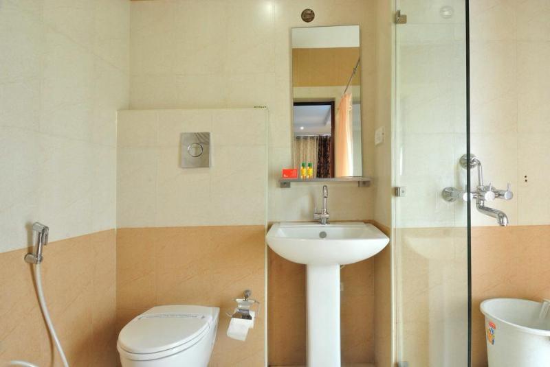 Room Fabhotel Majestica Inn Hitech City