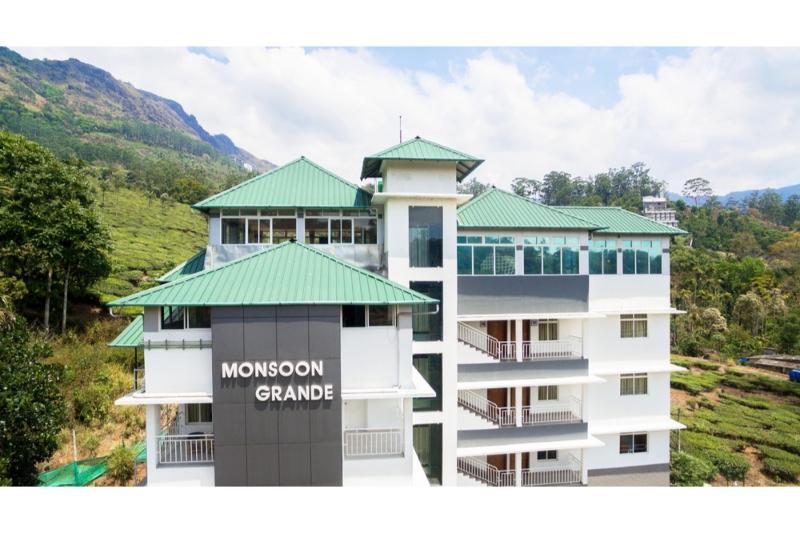 General view Treebo Monsoon Grande, Munnar