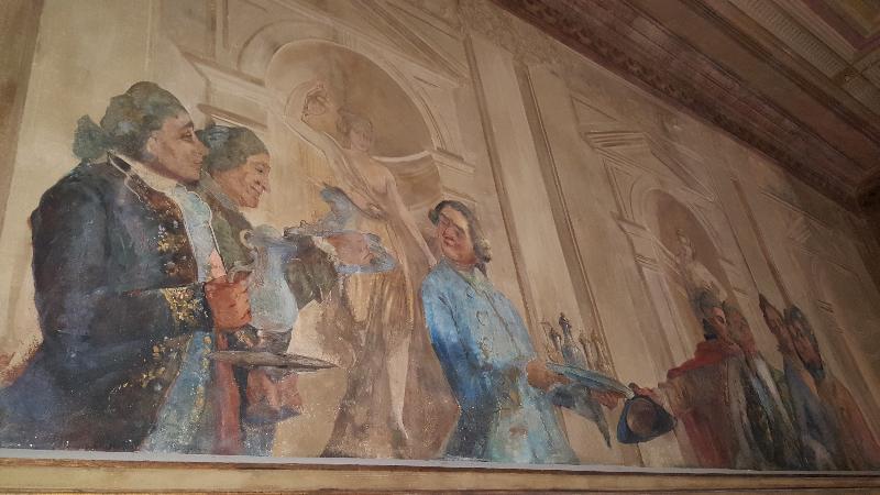 Lobby Palazzo Venart