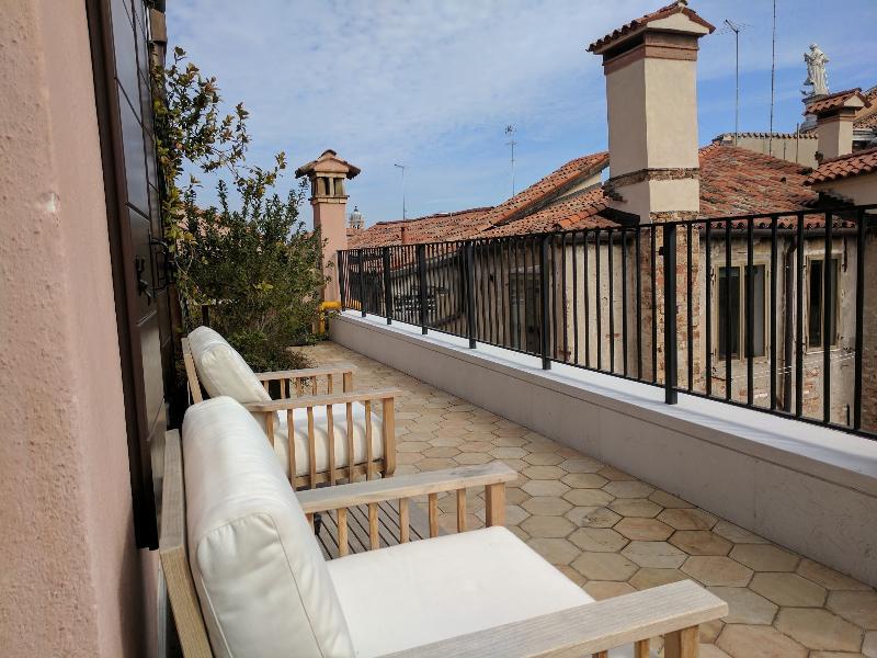 Terrace Palazzo Venart