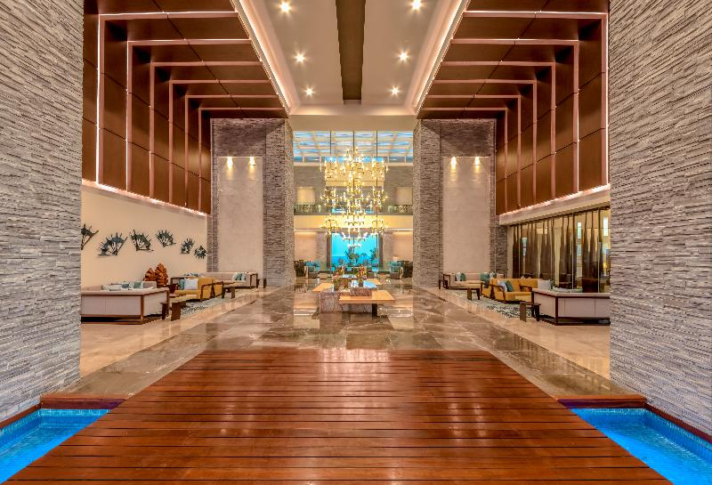 Lobby Haven Riviera Cancun Resort & Spa